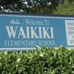 Waikiki Elem School -Michael Skedeleski