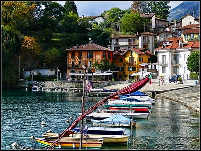 Mergozzo - Mergozzo Lake (Verbano Cusio Ossola)