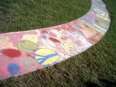 CHALK4PEACE Gooden School 2011