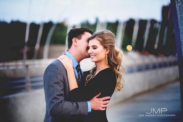 Cathleen + Michael - engaged!