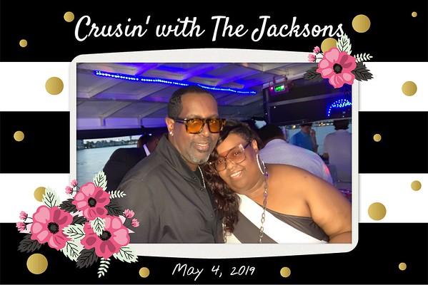 The Jackson's Birthday and Anniversary Celebration 5.4.19