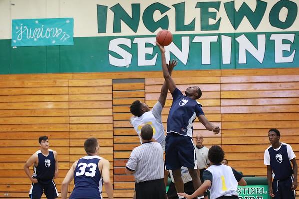 Boys Varsity Basketball Preseason 9/19/15