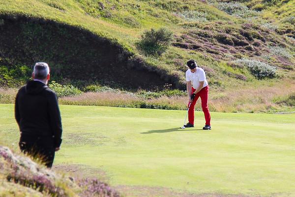 Íslandsmót golfklúbba karlar Kiðjaberg 2016