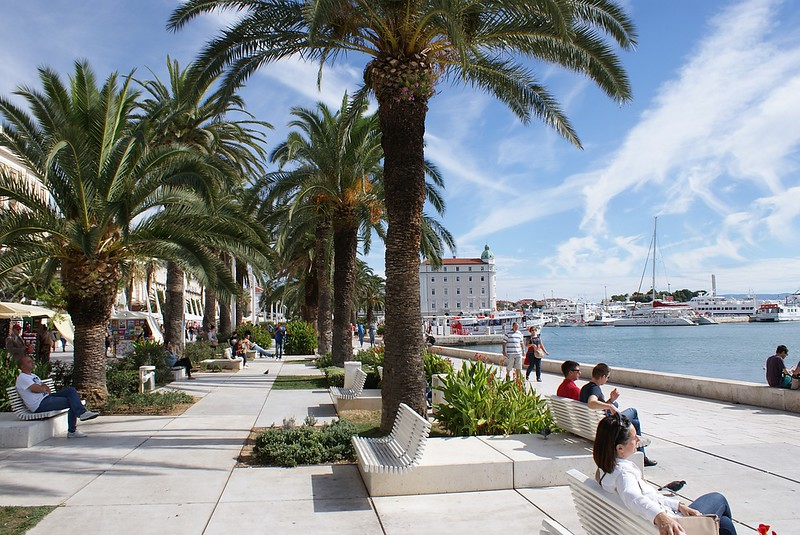The Riva - things to do in Split, Croatia