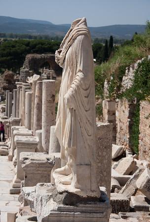 Street walks in Greece