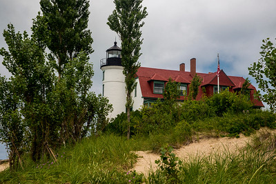 Manistee, Leland and Small Michigan Towns