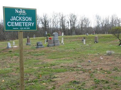 Jackson Cemetery, Norfolk County