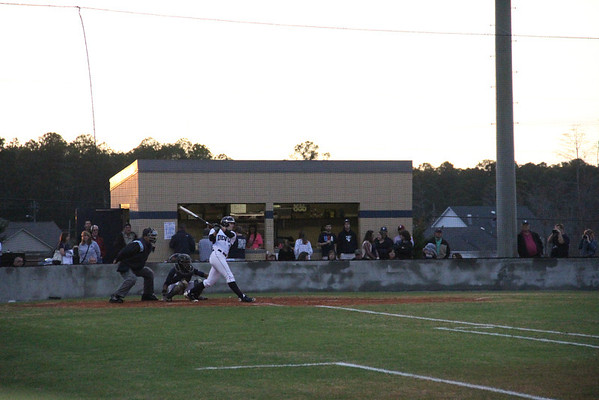 Tift County-Elbert County baseball 2-21-2014