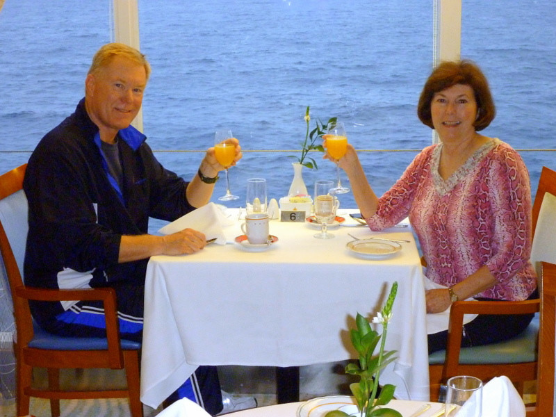 Read our tips for surviving a long cruise before planning your next boomer travel adventure. #boomertravel #cruising