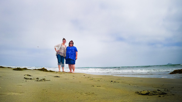 2012-05-10 Sarah & Mandy = San Diego Sightseeing