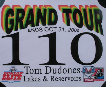 Lakes & Reservoirs Grand Tour  2005