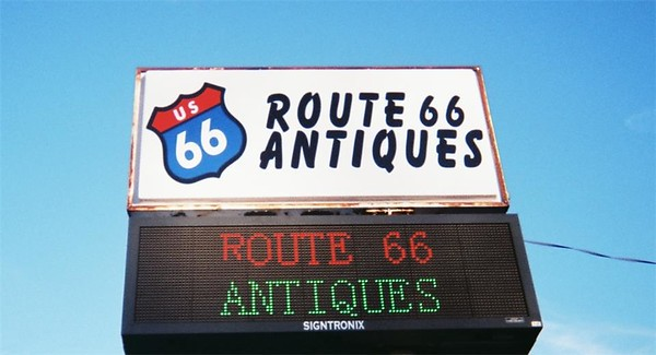 Route 66 Antiques in Wilmington