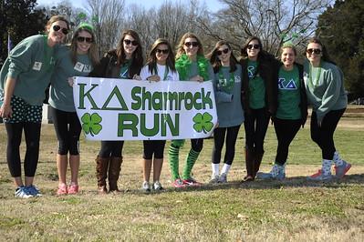 KD Shamrock Run