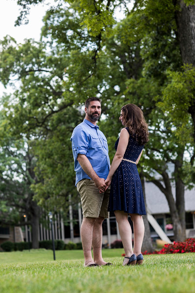 Erin + Kyle Engagements