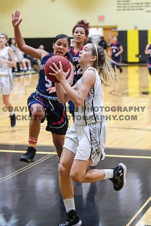 Bishop Moore Girls JV Basketball