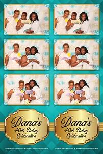 Dana's 40th