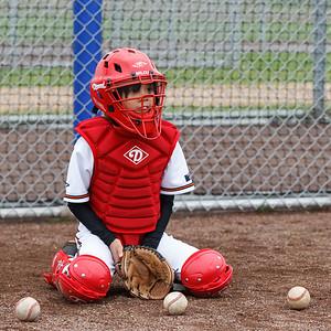 Baseball aganst Cancer clinics (30-04-2014)