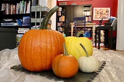 Pumpkin Carving 2018