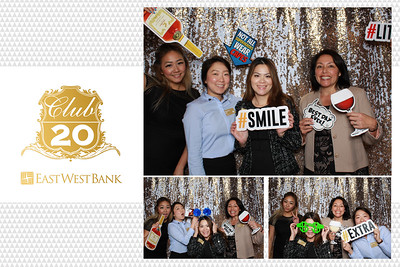 East West Bank Company Party