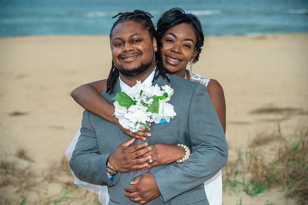 Brianna and Kevin's Beach Wedding