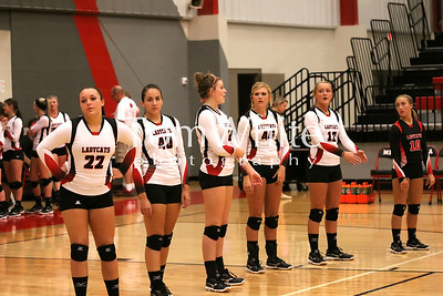 Mena vs Mansfield - LadyCat JV Volleyball 2013