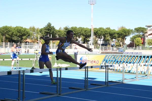 Riccione - Hurdles - High jump
