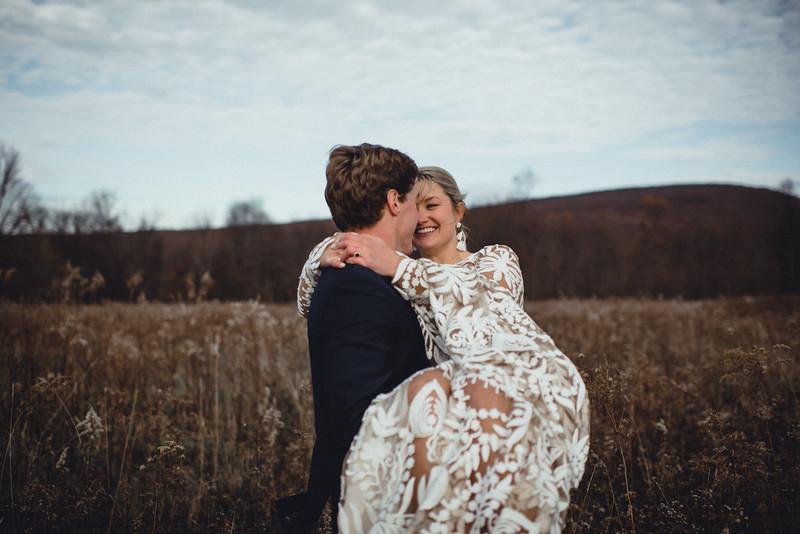 Requiem Images - Luxury Boho Winter Mountain Intimate Wedding - Seven Springs - Laurel Highlands - Blake Holly -919.jpg