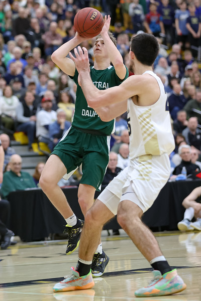 2020 PIAA First Round Playoffs | Central Dauphin (3-5) vs. Butler (7-1) | North Allegheny HS | March 7, 2020