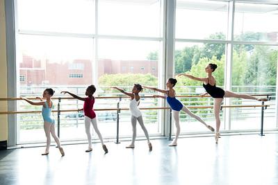 144-1206 Dance Conservatory Brochure