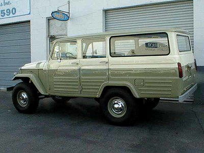 Landcruiser Pictures
