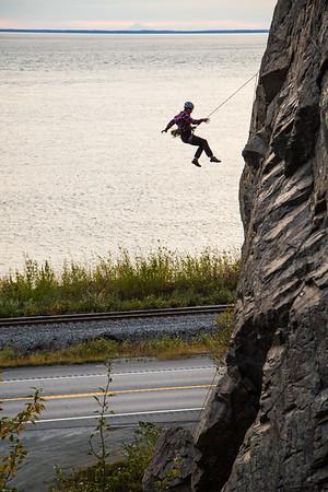 Bermuda Triangle Climbing 9/25/17