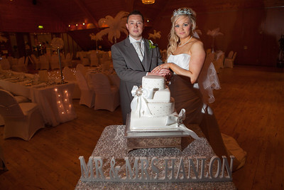 William & Kerry - The Reception
