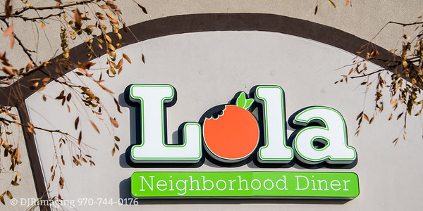 Loveland Chamber - Lola Neighborhood Diner Ribbon Cut - 11/05/2019
