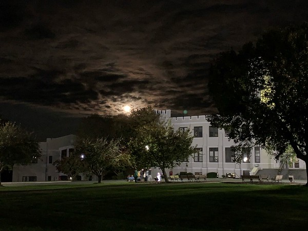 The Campus at Night