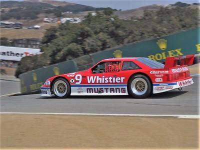 GT1 & GT2 Laguna Seca 2016