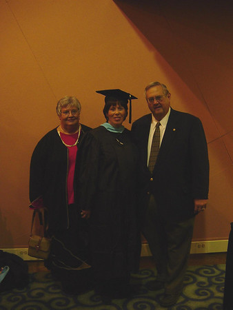 2003 Denise Grad School Graduation