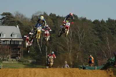 Zolder Belgium MXGP April 05