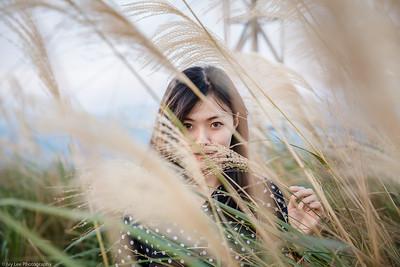 Lucy寫真/芒草的姿態/旅拍/Taiwan Taipei