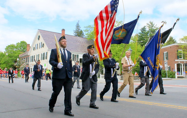 Woodstock Memorial Day Events, 2017