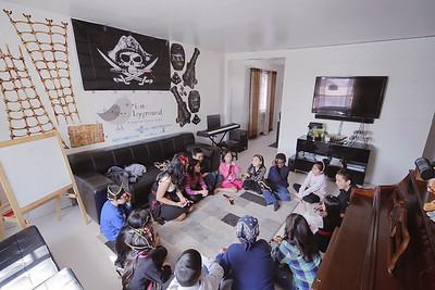 2015 Pirate Pizza Party