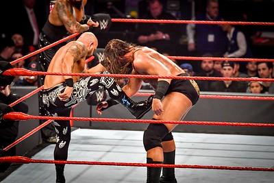 2017-03-06 WWE Raw
