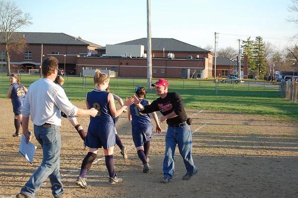 Erica Softball 2007
