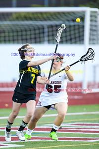Roosevelt vs Mercer Island Varsity Lacrosse