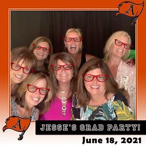 Jesse's Grad Party - June 18, 2021