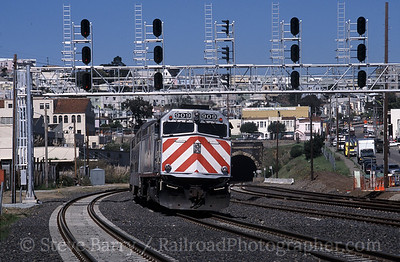 Caltrain and ACE