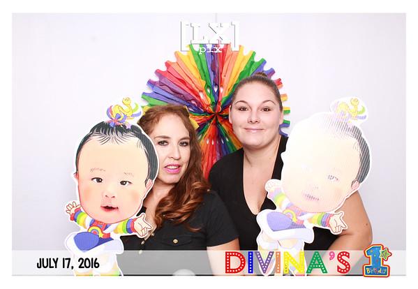 Single Poses - Divina's 1st Bday