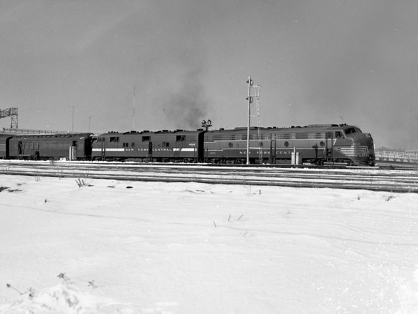 The New York Central - Worcester, MA - photos by Tad Arnold
