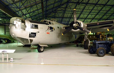 Consolidated B-24 Liberator & P4Y-2 Privateer