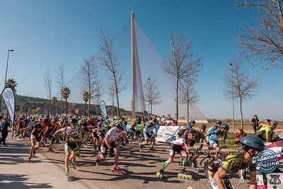 Carrera 10k/21k/42k Río Tajo-Salida y recorrido