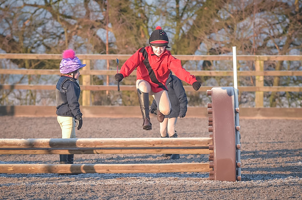 Lincomb EC Arena Eventing, 21st January 2017